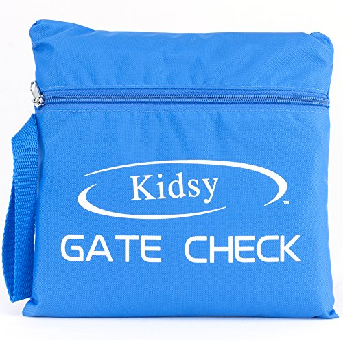 car seat travel bag heavy duty best gate check bag for air travel carry your child 39 s car seat. Black Bedroom Furniture Sets. Home Design Ideas