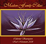 2008 Madsen Family Cellars Cabernet Sauvignon - Red Mountain 750 mL