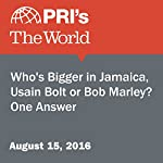 Who's Bigger in Jamaica, Usain Bolt or Bob Marley? One Answer | David Leveille