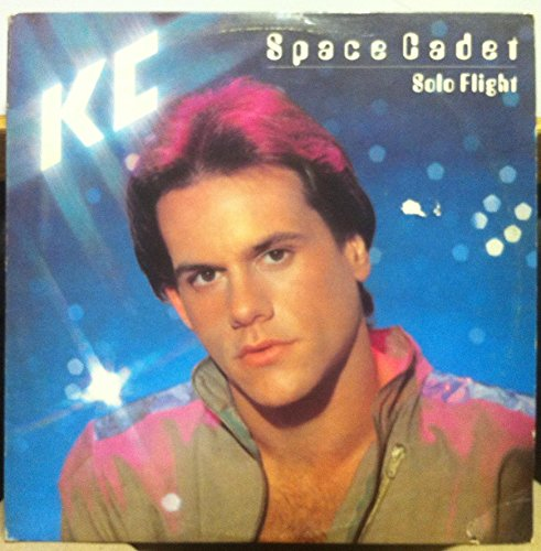 Kc Space Cadet Solo Flight Lp Used_Verygoodwlp Tk-614 Promo Wl 1981 Record Disco Funk