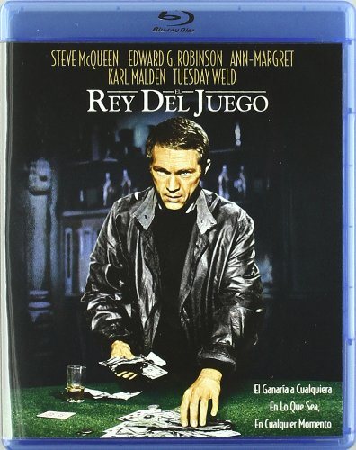 El Rey Del Juego (Bd) [Blu-ray]
