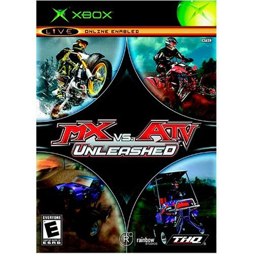 MX vs ATV Unleashed - Xbox