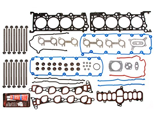 Head Gasket Set Lifters Fit 07-12 Ford Expedition F Series Lincoln 5.4 TRITON