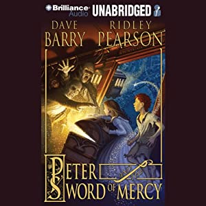 Peter and the Sword of Mercy Audiobook