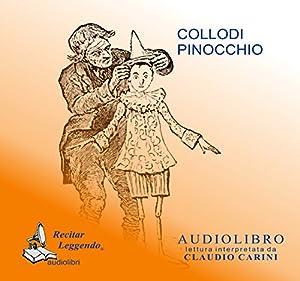 Le avventure di Pinocchio Audiobook