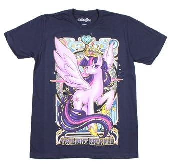 My Little Pony Twilight Sparkle Nouveau T Shirt Size X