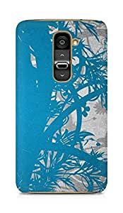Amez designer printed 3d premium high quality back case cover for LG G2 (Abstract Texture)