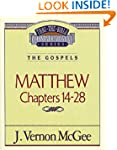 Matthew II (Thru the Bible Commentary)