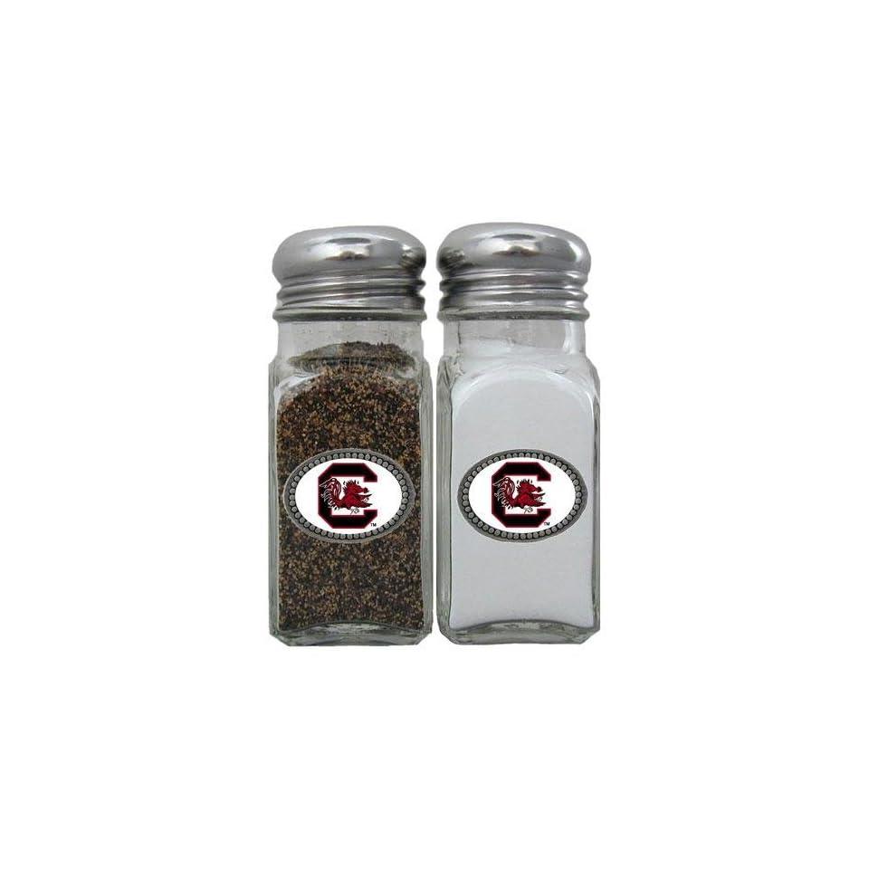 South Carolina Gamecocks NCAA Logo Salt/Pepper Shaker Set