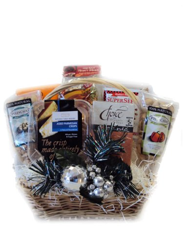 Diabetic Hanukkah Healthy Gift Basket