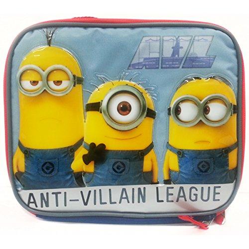 """Depicable Me2 """"Anti-Villain League"""" Lunch Bag - 1"""