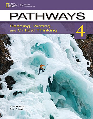 critical thinking reading and writing students workbook