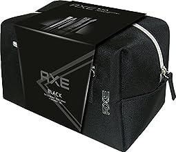 Axe Geschenkpack Black: Bodyspray, Shower Gel und Washbag