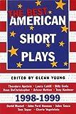 Best American Short Plays 1998-1999 (Paperback)