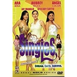 Singles -Philippines Filipino Tagalog DVD Movie