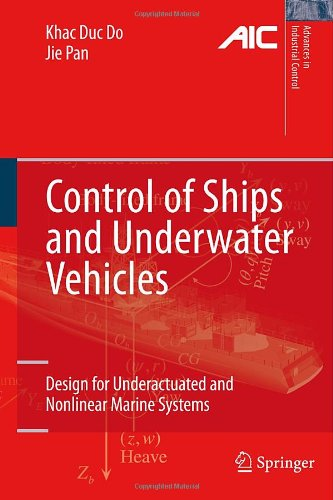 Control of Ships and Underwater Vehicles: Design for Underactuated and Nonlinear Marine Systems