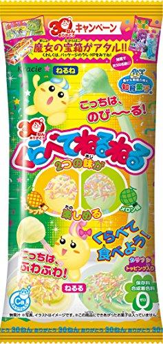 DIY candy paste kit Kracie Popin' Cookin' soda Kurabete Neru Neru (Pineapple + Melon taste) (Soda Nerunerunerune Candy compare prices)