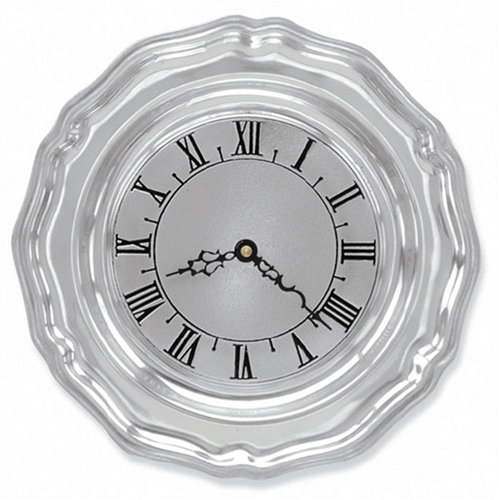 Scalloped Edge Clock