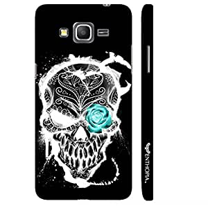 Samsung Galaxy Grand prime Blue Eye designer mobile hard shell case by Enthopia