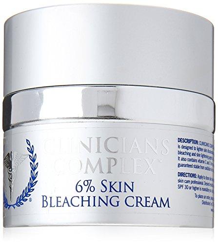 Clinicians Complex 6% Skin Bleaching Cream, 2.0 Ounce (Bleaching Skin Cream compare prices)
