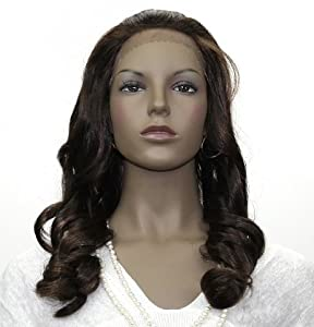 *SALE!* Champagne, Premium Quality Synthetic Lace Front Wig - SUN - in Color # 1010