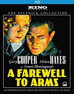 Farewell to Arms: Kino Classics Edition [Blu-ray]