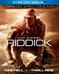 Riddick (Unrated Director's Cut Blu-r...