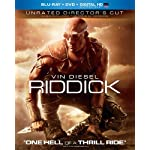 [US] Riddick (2013) [Blu-ray + DVD + UltraViolet]