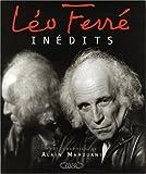 echange, troc Alain Marouani - Léo Ferré inédits