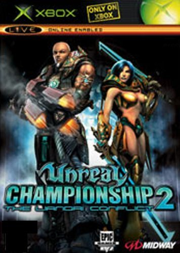 Unreal Championship 2 (Xbox) by Midway Games Ltd (Unreal Championship 2 compare prices)