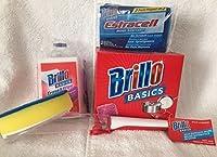 (4 Pc.) Brillo Kitchen Cleaning Kit