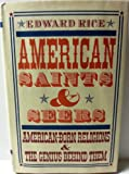 American saints & seers: American-born religions & the genius behind them (0590075810) by Rice, Edward