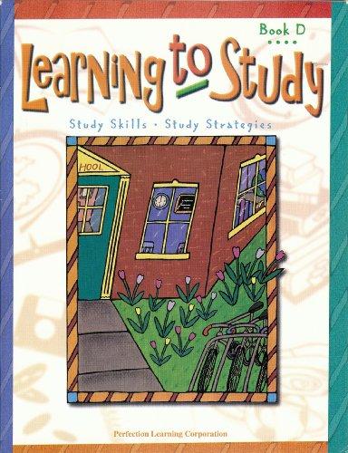 Learning to study: Study skills/study strategies