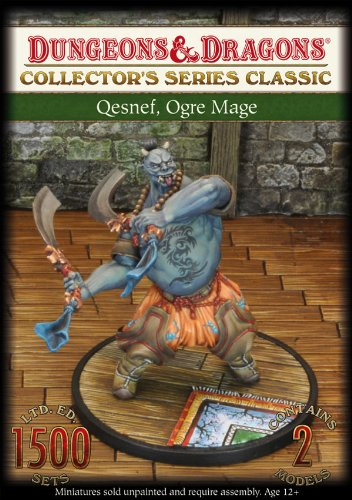 Gale Force 9 71004 Dungeons And Dragons Qesnef Classic S2 2 Miniature Games GF971004