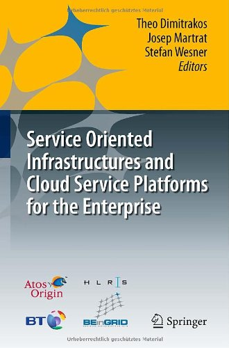 Service Oriented Infrastructures And Cloud Service Platforms For The Enterprise: A Selection Of Common Capabilities Validated In Real-Life Business Trials By The Beingrid Consortium front-863380