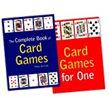 Peter Arnold Card Games 2 Books Collection Pack Set RRP: �16.98 (Card Games for One, The Complete Book of Card Games)by Peter Arnold