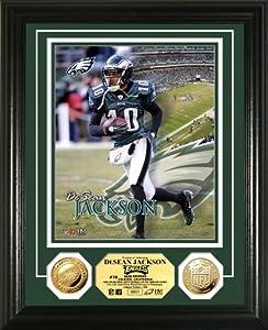 NFL Philadelphia Eagles Desean Jackson 24KT Gold Coin Photo Mint by Highland Mint