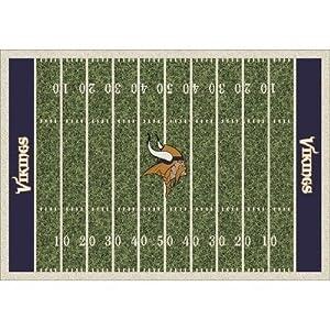 Milliken My Team Rugs - NFL - Minnesota Vikings - Home Field 7