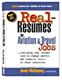 img - for Real-Resumes for Aviation & Travel Jobs book / textbook / text book