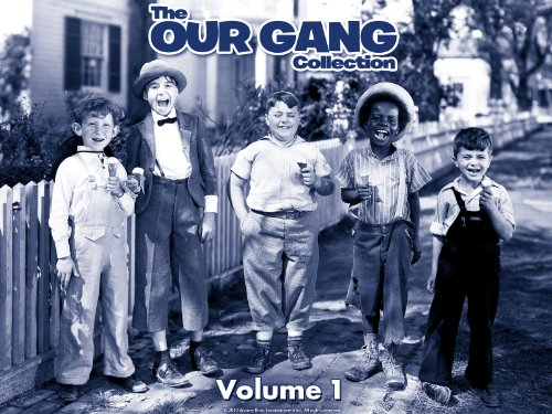 The Our Gang Collection: The Complete First Volume