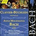 Edition Bachakademie Vol. 136 (Clavier-B�chlein f�r Anna Magdalena Bach)