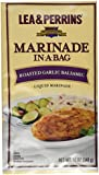 Lea & Perrins Marinade In-A-Bag Roasted Garlic Balsamic