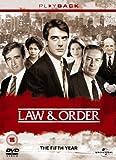 Law & Order - Season 5 - Complete [1994] [DVD]