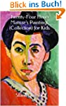 Twenty-Four Henri Matisse's Paintings...