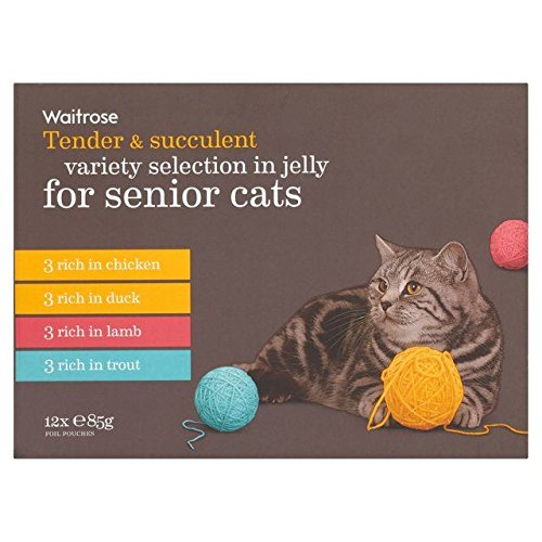 variety-selection-in-jelly-for-senior-cats-waitrose-12-x-85g
