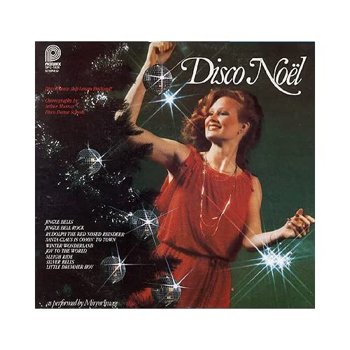 Disco Noel, Christmas Disco Songs LP Various Music