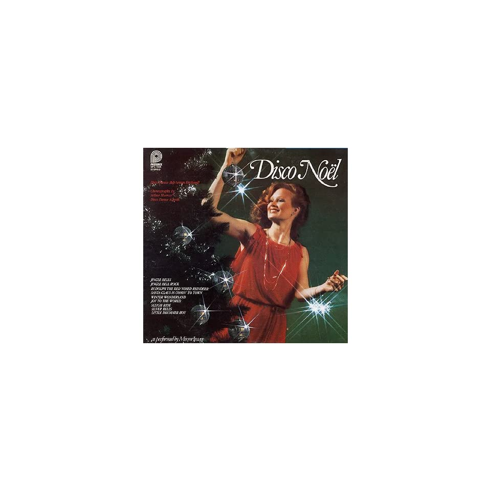 Disco Noel, Christmas Disco Songs LP: Various: Music
