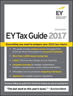 Book Cover: Ernst & Young Tax Guide 2017