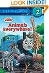 Animals Everywhere! (Step Into Readin...