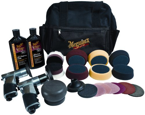 Meguiar's Professional Headlight and Spot Repair Kit